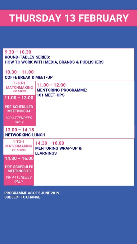 Esports Bar Cannes 2019 Programme: Business Insights & mentoring sessions
