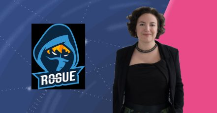 Anna Baumann, Managing Director and General Counsel of Rogue Sports EU