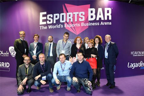 Esports BAR Cannes 2020 Register now!